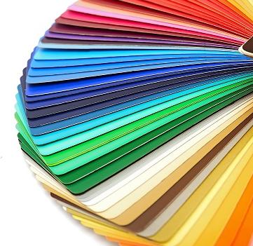 ral paleta barev