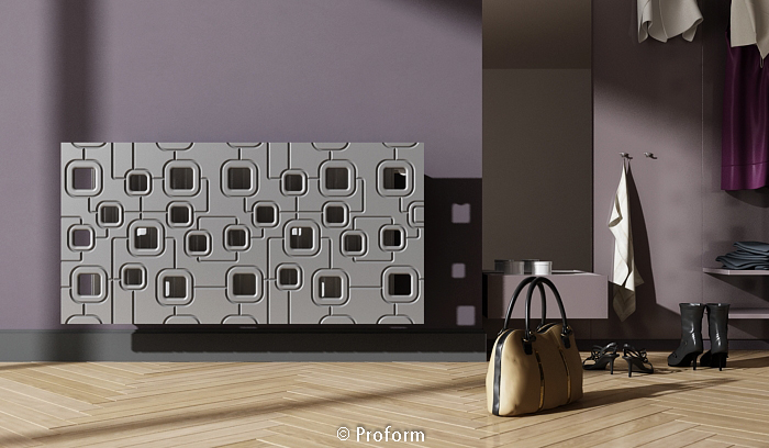 Kryty na radiátory