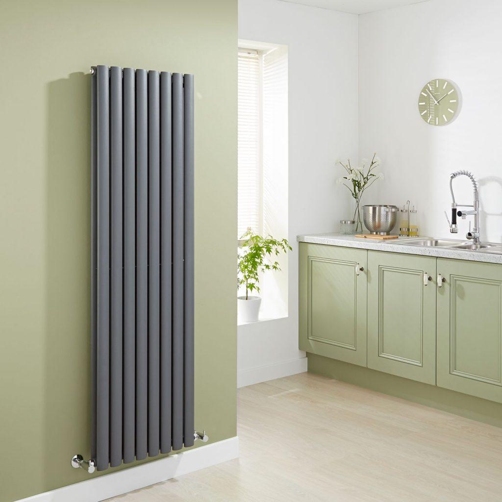 svislé radiátory