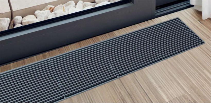 podlahový konvektor