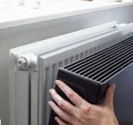 kryty radiátorů