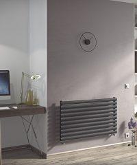 vodorovné radiátory